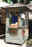Koffiemolen in Bascarsija Royalty-vrije Stock Foto