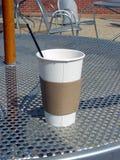 Koffiepauze royalty-vrije stock fotografie