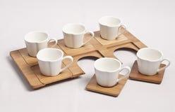 Koffietafel Stock Afbeeldingen