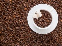 Koffiethema Stock Afbeeldingen