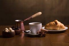 Koffietijd Royalty-vrije Stock Afbeelding