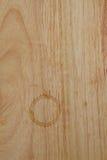 Koffievlek, houten koffietafel, drank, houten achtergrond 2 Royalty-vrije Stock Afbeeldingen