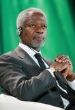 Kofi Annan Imagem de Stock Royalty Free