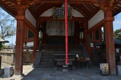 Kofoku籍寺庙奈良日本 免版税库存图片