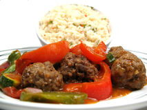 Kofta Stock Photography