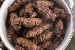 Kofta Royalty Free Stock Photography