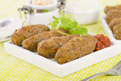 Koftas Royalty Free Stock Photography