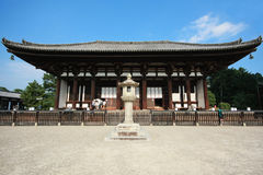 Kofuku-ji is one of the 8 Historic Monuments of Ancient Nara as designated by UNESCO in Nara Stock Photos