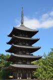 Kofuku-ji Pagoda Stock Images