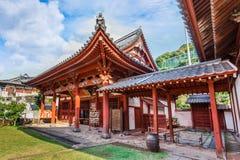 Kofuku-ji Temple in Nagasaki Royalty Free Stock Photo