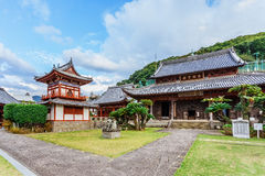 Kofuku-ji Temple in Nagasaki Stock Photos