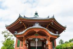 Kofukuji寺庙在奈良 免版税库存图片
