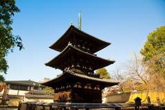 Kofukuji in Nara, Japan royalty-vrije stock fotografie