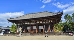 Kofukujitempel in Nara, Japan stock foto