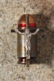 Kogel en pectoral dwars, abstracte godsdienst Royalty-vrije Stock Afbeeldingen