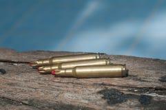 Kogel M 16 Royalty-vrije Stock Foto's