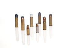 Kogels royalty-vrije stock fotografie