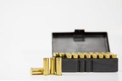 kogels royalty-vrije stock afbeeldingen
