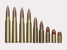Kogels vector illustratie