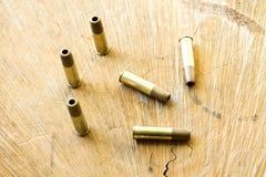 kogels pneumatisch Luchtkanon Stock Foto