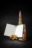 Kogels voor u royalty-vrije stock fotografie