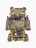 Kogelvrij vest, kogelvrij multifunctioneel beschermend vest, C stock foto