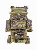Kogelvrij vest, kogelvrij multifunctioneel beschermend vest, C royalty-vrije stock foto