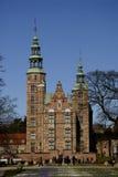 KOGENSHAVE _ROSEBORG PALACE_SPRING I DANMARK Royaltyfri Bild