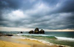 Koggala Beach, Sri Lanka Stock Photos