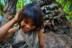Kogi people, indigenous ethnic group, Colombia Stock Photography