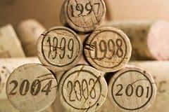 koguta wino Zdjęcie Stock