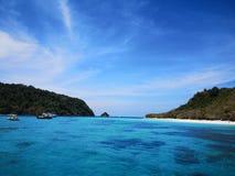 Koh rok krabi royalty free stock photos
