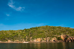 Koh θέρετρο νησιών Talu, Ταϊλάνδη Στοκ εικόνες με δικαίωμα ελεύθερης χρήσης