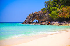 Koh νησί Khai Στοκ φωτογραφία με δικαίωμα ελεύθερης χρήσης