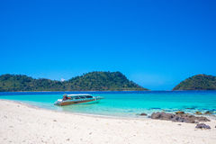 Koh νησί Khai, Satun, Ταϊλάνδη Στοκ φωτογραφία με δικαίωμα ελεύθερης χρήσης