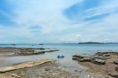 Koh νησί Larn Στοκ Εικόνα
