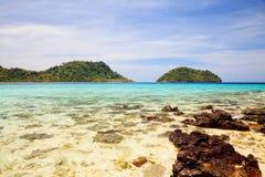Koh νησί Lipe στοκ φωτογραφίες