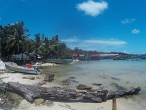 Koh νησί Rong Στοκ φωτογραφία με δικαίωμα ελεύθερης χρήσης