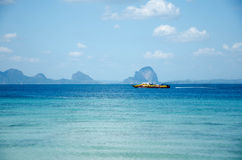 Koh νησιά Ταϊλάνδη Hai Στοκ φωτογραφίες με δικαίωμα ελεύθερης χρήσης