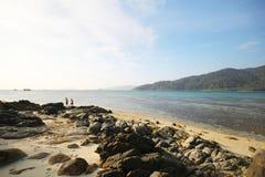 Koh νησιών Lipe επαρχία Ταϊλάνδη Lipe Satun Στοκ Εικόνα