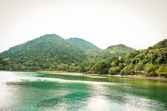 Koh παραλία Samet, επαρχία Rayong, Ταϊλάνδη Στοκ εικόνα με δικαίωμα ελεύθερης χρήσης