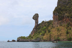 Koh προορισμός θάλασσας φύσης νησιών kai της επαρχίας krabi andaman στοκ εικόνες