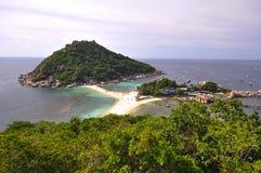Koh σημείου άποψης Tao - Ταϊλάνδη Στοκ φωτογραφία με δικαίωμα ελεύθερης χρήσης