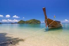 Koh το νησί της Hong είναι διάσημη λιμνοθάλασσα γύρου στη andaman θάλασσα, Krabi, Ταϊλάνδη Στοκ Εικόνες