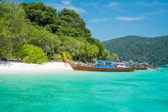 KOH ADANG, THAILAND Stockbild