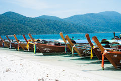 KOH ADANG, THAILAND Lizenzfreies Stockfoto
