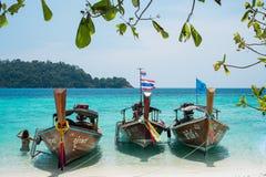 KOH ADANG, THAILAND Stockfotos