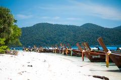 KOH ADANG, THAILAND - Stockbilder