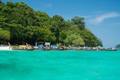 KOH ADANG, THAILAND - Lizenzfreie Stockfotos