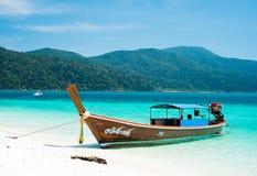 KOH ADANG, THAILAND - Stockbild